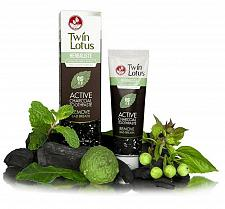 Buy Active Charcoal Toothpaste Whitening Herbal Bad Breath Twin Lotus Dental Care