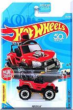 Buy Hot Wheels - Bogzilla: HW Ride-Ons #4/5 - #282/365 (2018) *Red Edition*