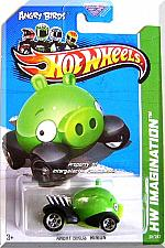 Buy Hot Wheels - Angry Birds Minion: HW Imagination 2012 New Models #35/50 - #35/247