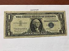 Buy USA United States $1.00 banknote 1957 #9
