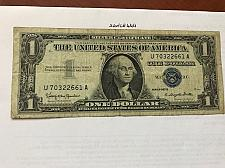 Buy USA United States $1.00 banknote 1957 #11