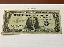Buy USA United States $1.00 banknote 1957 #14