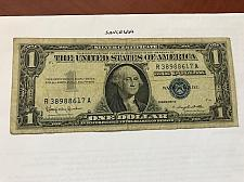 Buy USA United States $1.00 banknote 1957 #17