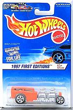 Buy Hot Wheels - Way 2 Fast: 1997 First Editions #7/12 - Collector #514 *Orange*