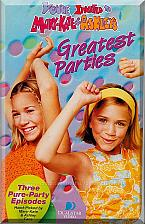 Buy VHS - You're Invited To Mary-Kate & Ashley's...Greatest Parties (2000) *Classic*