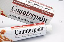 Buy Counterpain Eugenol Salve Osteochrondosis Arthrosis Back Pain Lumbar Pain Relief