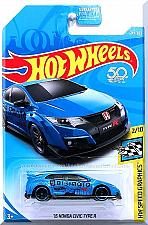 Buy Hot Wheels - '16 Honda Civic Type R: HW Speed Graphics #2/10 - #245/365 (2018)