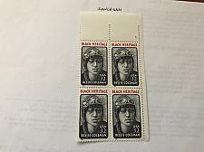 Buy USA United States Bessie Coleman block mnh 1995 #1