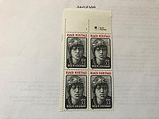 Buy USA United States Bessie Coleman block mnh 1995 #2