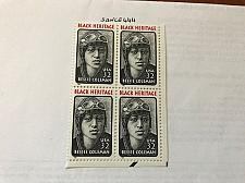 Buy USA United States Bessie Coleman block mnh 1995 #3