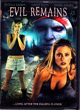 Buy Evil Remains DVD 2005 - Good