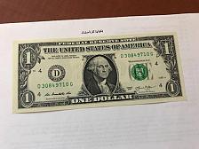 Buy United States Washington $1.00 uncirc. banknote 2013 #2