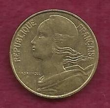 Buy FRANCE 10 Centimes 1986 Coin - French Republic - Marianne, Aluminum-Bronze Coin