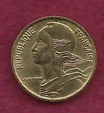 Buy FRANCE 5 Centimes 1966 Coin - French Republic - Marianne, Aluminum-Bronze Coin