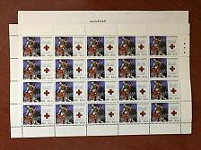 Buy San Marino Red Cross m/s 1999 mnh stamps