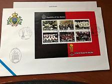 Buy San Marino Milan FDC 1999