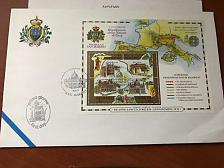 Buy San Marino Holy year FDC 2000
