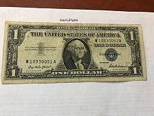 Buy USA United States $1.00 banknote 1957 #22