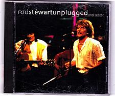 Buy Unplugged...and Seated by Rod Stewart CD 1993 - Good