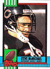 Buy Steve McMichael #370 - Bears 1990 Topps Football Trading Card