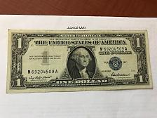 Buy USA United States $1.00 banknote 1957 #27