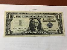 Buy USA United States $1.00 banknote 1957 #28
