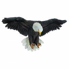 Buy *18448U - Soaring Bald Eagle Figure Wall Plaque Decoration