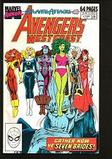 Buy Avengers West Coast Annual #4 Marvel Comics 1989 ALL NEW VF-/VF or better