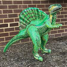 Buy Inflatable Spinosaurus pool toys party museum Jet Creations