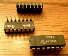 Buy Lot of 10: Texas Instruments SN7420J