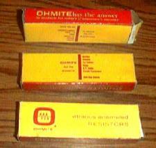 Buy Lot of 6: OHMITE 270-50K.40 :: 10K OHMS 50 WATTS