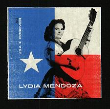 Buy 2013 46c Lydia Mendoza, Mexican-American Music Icon, Imperforate Scott 4786a