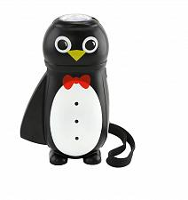 Buy :10799U - LED Penguin Flashlight 2 Mode Squeeze/Battery Mode