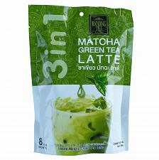 Buy Ranong Tea Matcha Green Tea Latte Instant Drink Mix 8 Sachets
