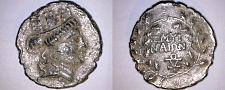 Buy Fantasy - 155-145BC Ancient Ionia Smyrna Head of Tyche Tetradrachm - Not Genuine