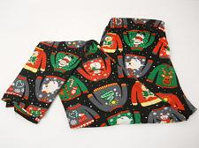 Buy Womens Sueded Leggings UGLY SWEATER CHRISTMAS PRINT SIZE XL Inseam 29