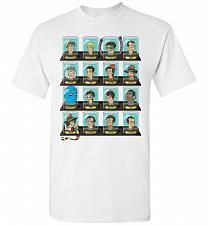 Buy Doctorama Unisex T-Shirt Pop Culture Graphic Tee (XL/White) Humor Funny Nerdy Geeky S