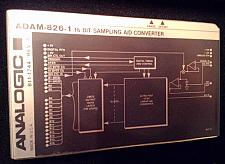 Buy ANALOGIC ADAM-826-1 :: 16 BIT SAMPLING A/D CONVERTER