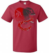 Buy Spidey Sense Unisex T-Shirt Pop Culture Graphic Tee (6XL/True Red) Humor Funny Nerdy
