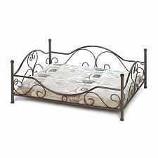 Buy *16173U - World Class Black Iron Frame Pet Bed