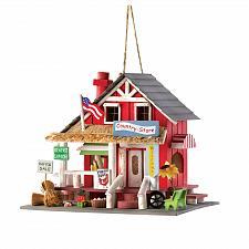 Buy 14258U - Country Store Decorative Wood Birdhouse