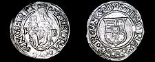 Buy 1543-KB Hungary 1 Denar World Silver Coin - Madonna with Child - Ferdinand I