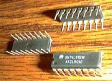 Buy Lot of 25: Motorola SN74LS151N