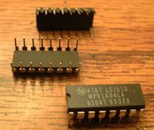Buy Lot of 30: Motorola AT&T WP91404L4 LS151D