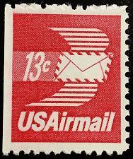 Buy 1973 13c Winged Envelope, Booklet Single Scott C79a Mint F/VF NH