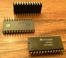 Buy Lot of 9: Motorola MC146818B