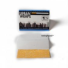Buy URBAN WRAPS 1 1/2 Size cigarette rolling papers