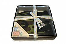 Buy Camo Infant 4 Piece Boxed Gift Set Woodland Camo 3 - 6 Month