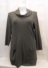 Buy INC International Concepts Womens Cowl Neck Sweater PLUS SIZE 0X 3/4 Sleeves