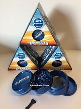 """Buy Elements Cigarette Rolling Papers 4PC GRINDER 56MM/ 2.2"""" SIZE Magnetic Closure"""